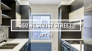 360 West 21st Street, Apt. 1A in Chelsea, Manhattan | HomeDax Real Estate NYC