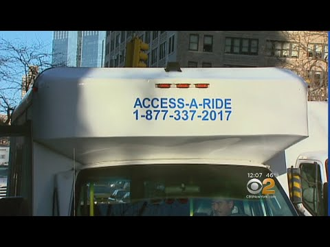 Report Describes Access-A-Ride System As Broken