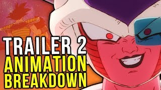 TRAILER 2 ANIMATION BREAKDOWN - Dragon Ball Super Broly