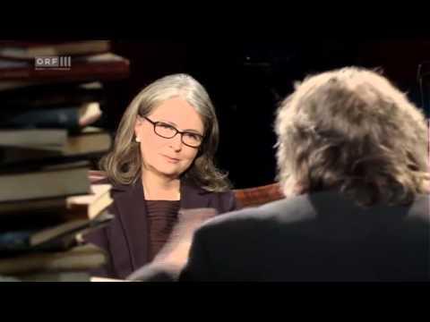 Adelheid Kastner pariert männliche Küchenpsychologie in 'erLesen' 2012.10.23