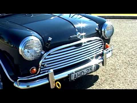 The Mighty 1965 Mini Cooper S