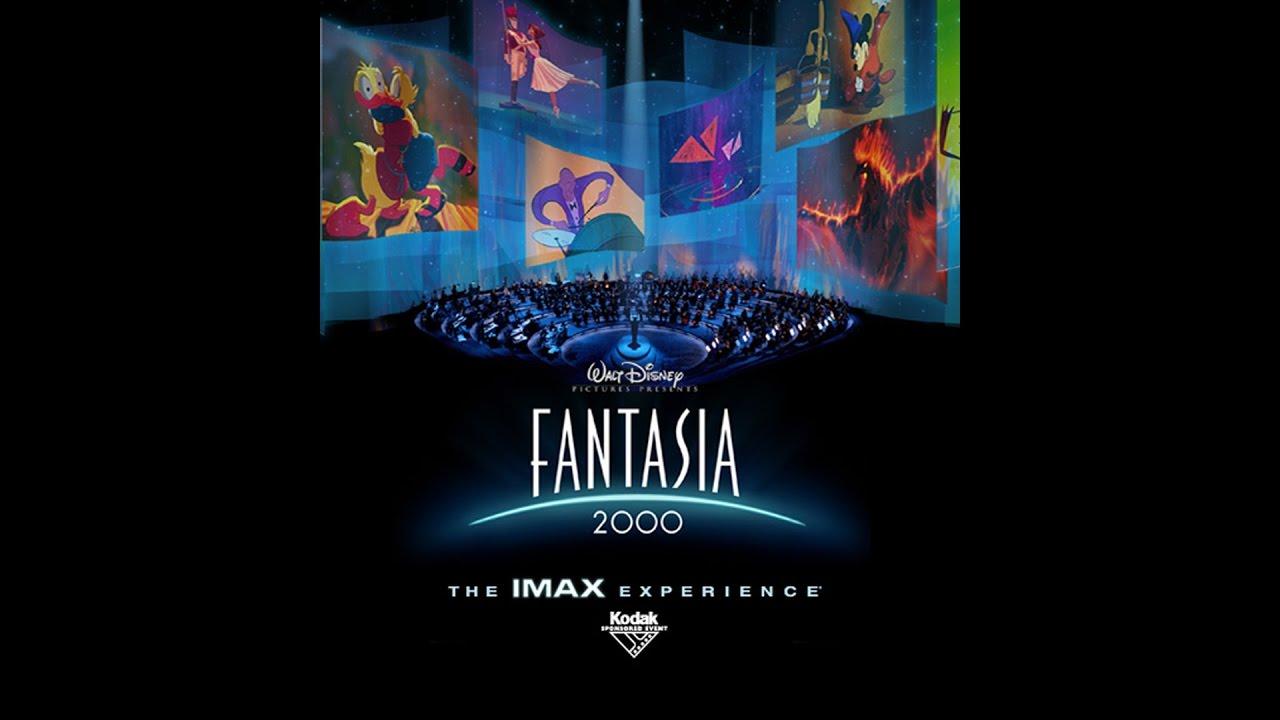 Opening To Fantasia 2000 1999 AMC Theater