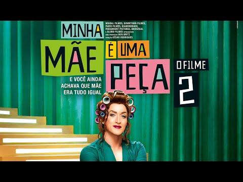 MINHA MAE E UMA PEÇA 2 -  TRAILER LEGENDADO