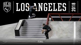 2018 SLS LOS ANGELES FINALS