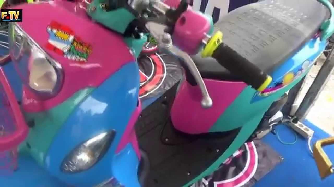 Modifikasi Yamaha Fino Keren Youtube