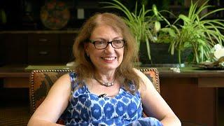Julie Irish smiling