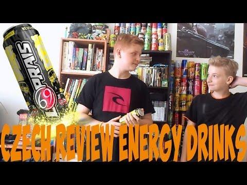 Czech Double Review Energy Drink (#22) - Loprais 69 [HD]