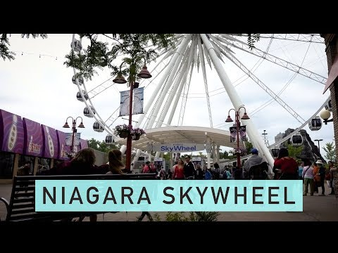 Niagara SkyWheel | The Best Views On Clifton Hill In Niagara Falls Canada