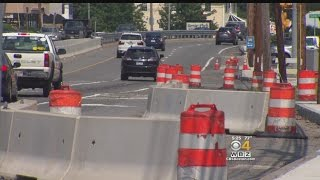 Stalled Route 9 Construction Project Frustrates Natick Drivers