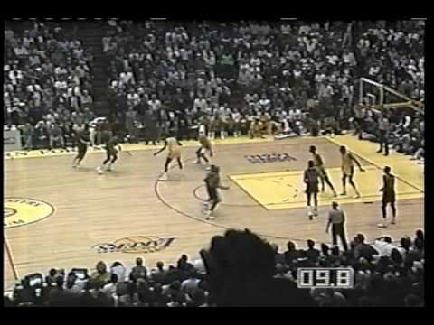 Blazers 1991 Western Conference Finals Game 6 Playoff Highlights