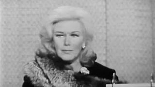 What's My Line? - Ginger Rogers (Dec 29, 1963)