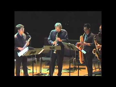 Gliese 581g (Ogburn) - Siam Saxophone Quartet and Shyen Lee