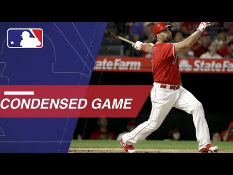 Condensed Game: SF@LAA - 4/21/18