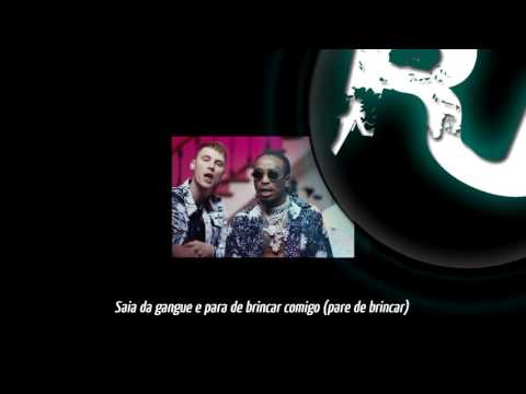 MGK Feat Ty Dolla $ign & Quavo - Trap Paris Legendado