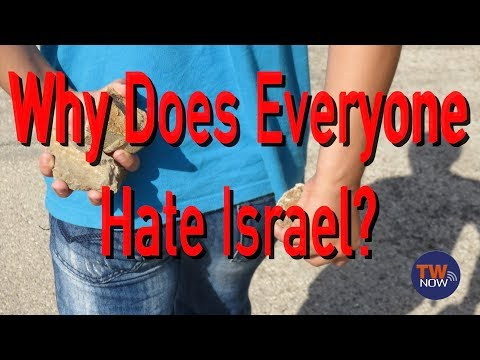 Why Does Everyone Hate Israel? -- TWNow Episode_61
