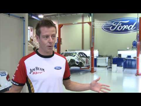 V8 BATTLE HEADS TO THE TOP-END - Interviews