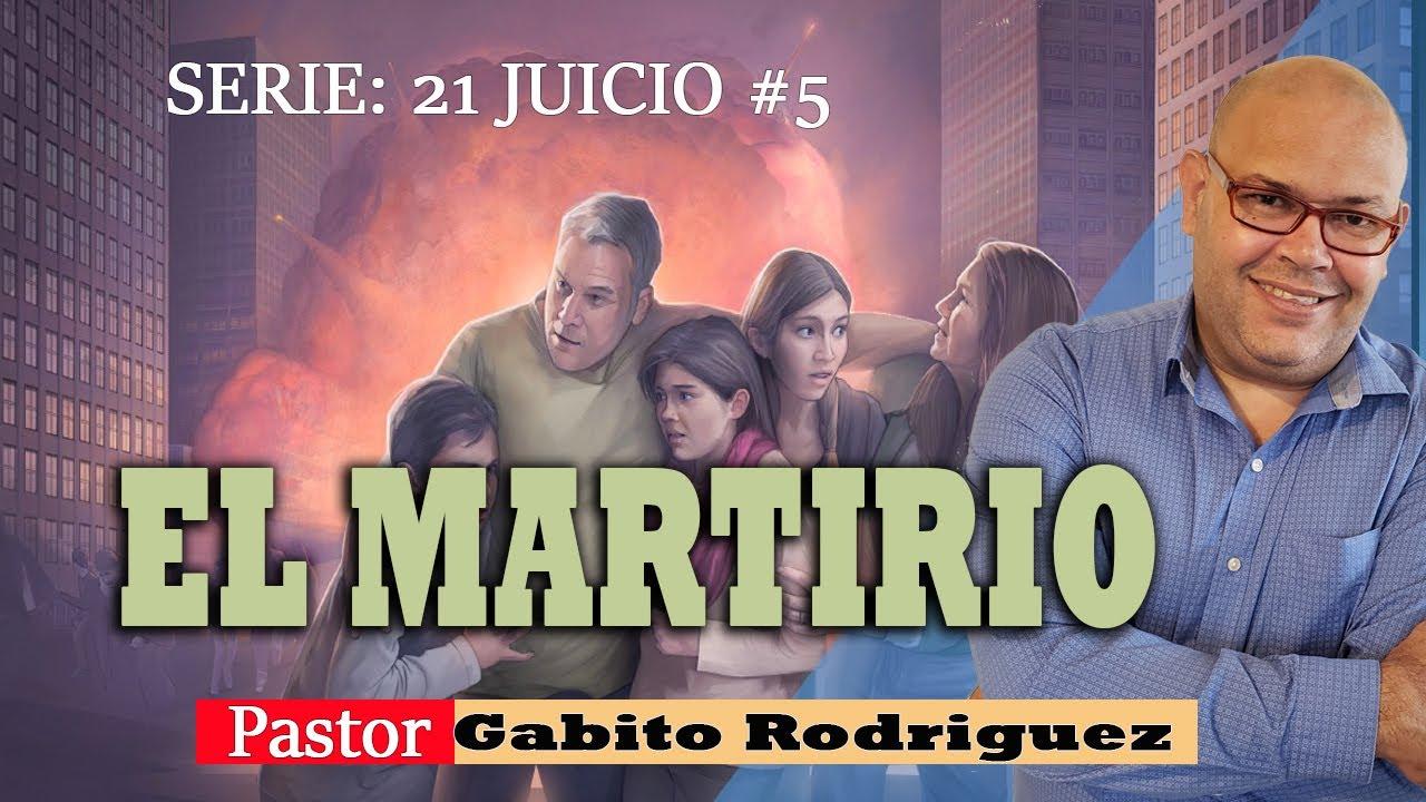 Download MARTIRES EN LA GRAN TRIBULACION - GABITO RODRGUEZ