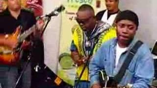 Andy Palacio & The Garifuna Collective - Miami (live)