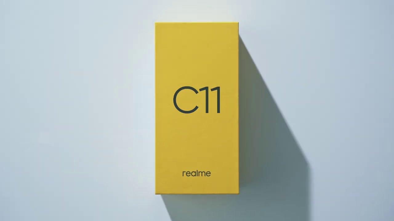 realme C11 - Flash sale