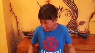 """Aaron Barrul Pequeños Gigantes """"Al Alba"""""""