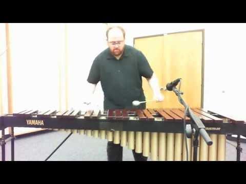 Matthew Neil Andrews PSU Graduate School of Music Audition Video