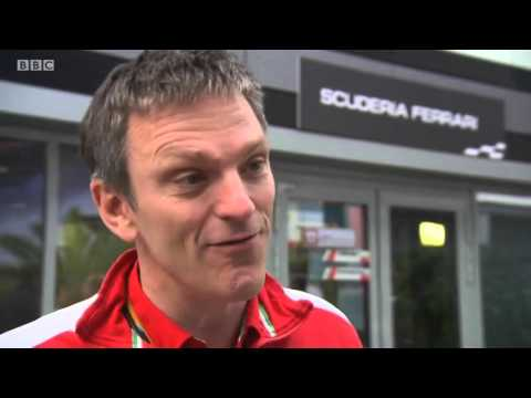2015 Russia - Post-Race: James Allison