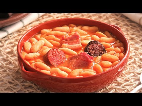 Fabada Asturiana Receta Tradicional Auténtica Youtube
