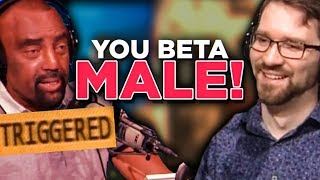 ARE YOU A REAL MAN?! ft. Jesse Lee Peterson thumbnail