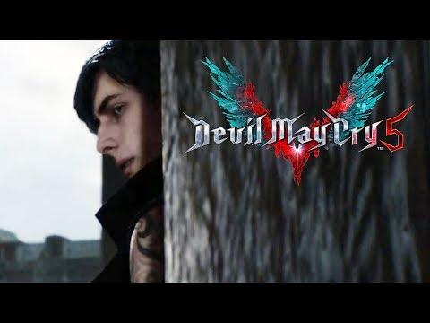 DEVIL MAY CRY 5 #2 - Nero e o Misterioso V (Gameplay Ao Vivo | Português PT-BR) thumbnail