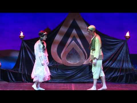 Aladdin - Theater mit Horizont