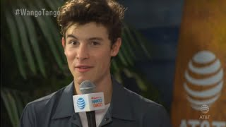 SHAWN MENDES IS IN THE MAFIA?! WANGO TANGO INTERVIEW