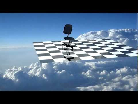 fantasy office dreams skychair.avi 3ds max cgi animation