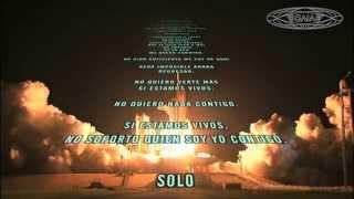 GALAXIA - GAIA - Disco: 2001 (2015) - Lyric Video