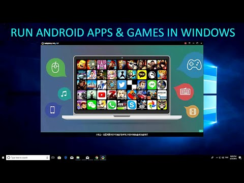 Install Android Games & Apps On Windows PC Or Laptop With MEmu