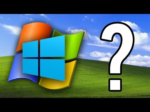 Windows 10 On Windows XP? - An Attempt