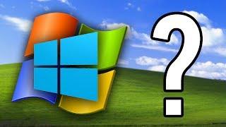 Windows 10 on Windows XP? - An Attempt