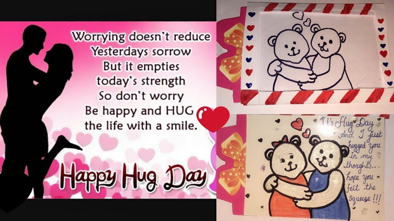 Hug Day Cards Topsimages