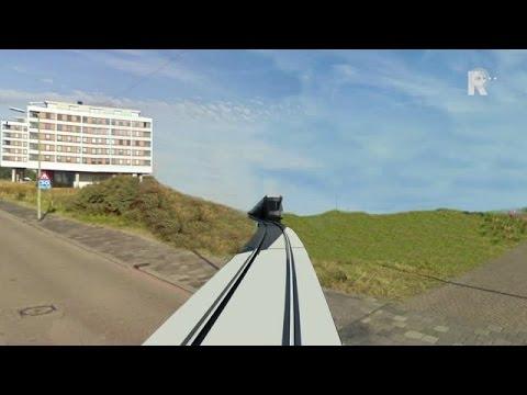 Gesteggel over de plannen voor de lightrailverbinding met Hoek van Holland