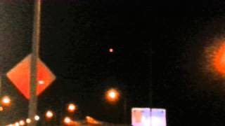 (ORIGINAL) Ufo sighting in santa rosa, california