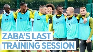 SHOOTING DRILLS & FREE KICKS! | Man City Final Training Session