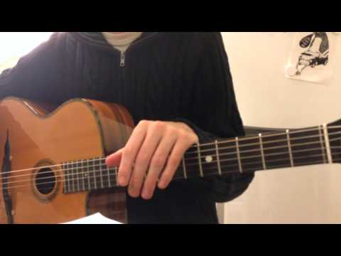 A Song for You (Donny Hathaway) – Guitar lesson (part 1)