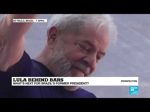 Brazil: 'Lula represents a cause, people think his jailing is unfair'