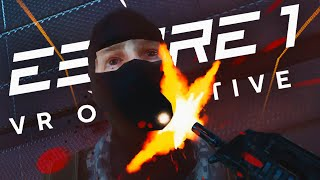 When all stealth fails... (Espire 1: VR Operative Gameplay)
