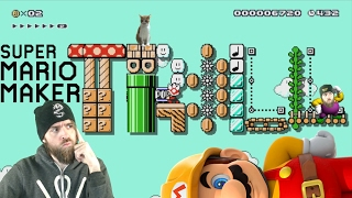 Unfinished Pipe Guy, Filthy Trolls and Rivers of Cheese [SUPER MARIO MAKER]