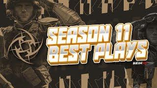 NiP Best Plays | R6 Pro League S11 Highlights