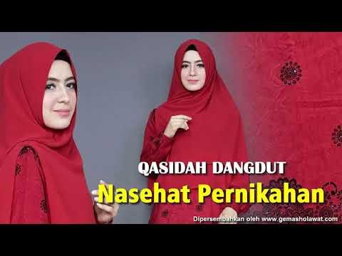 Full Album Qasidah Merdu NASEHAT PERNIKAHAN - Versi Dangdut