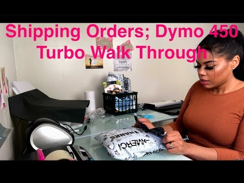 How To Build Your Own Label Template In Dymo Label Soft