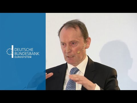 Bargeldsymposium 2018: Bargeld in der digitalen Welt - Hans-Walter Peters