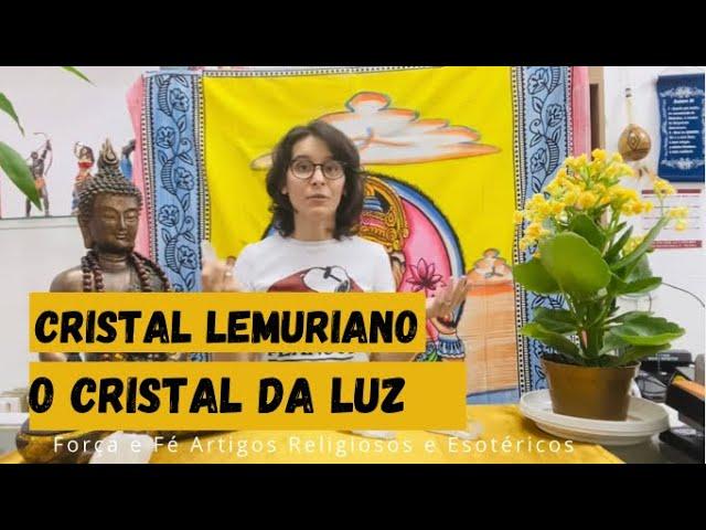 Cristal Lemuriano