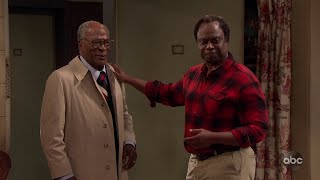 John Amos Guest Stars as Fred Davis - Live in Front of a Studio Audience: Norman Lear's 'All in the